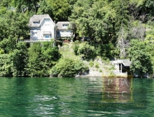 Buy Individual Villa with boat house at Lake Como